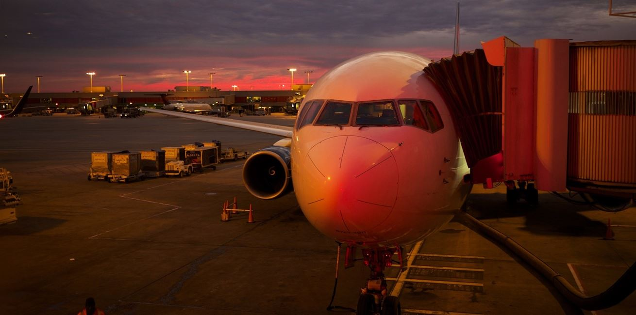 Sunset Night Airport Airplane Aircraft Dusk 1034525 Pxherecom