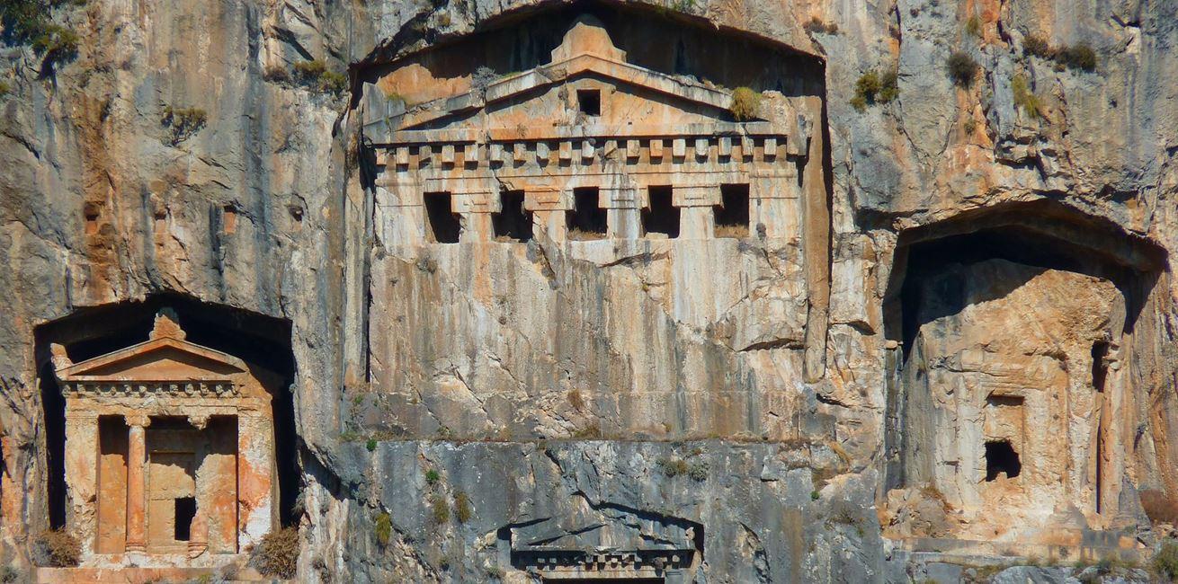Rock Tombs 61073 1920