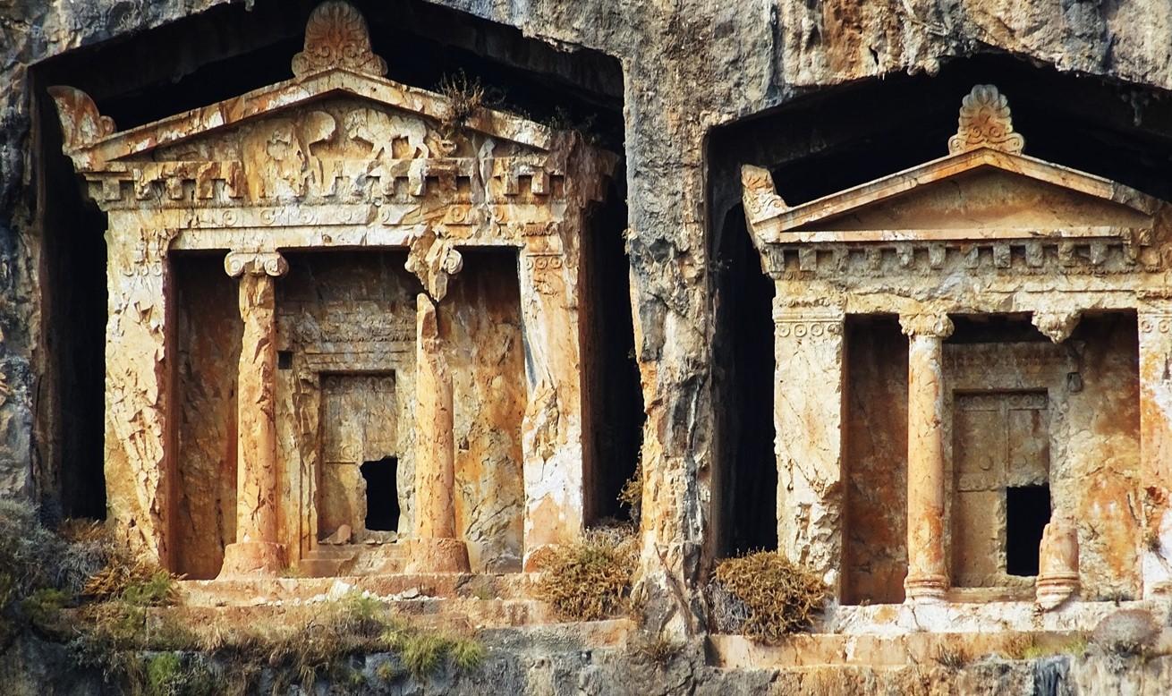 Rock Tombs 1590728 1920