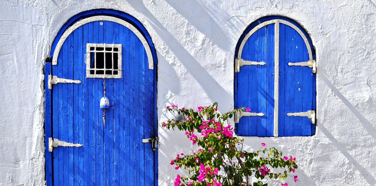House Wall Shed Spring Color Blue 486734 Pxherecom