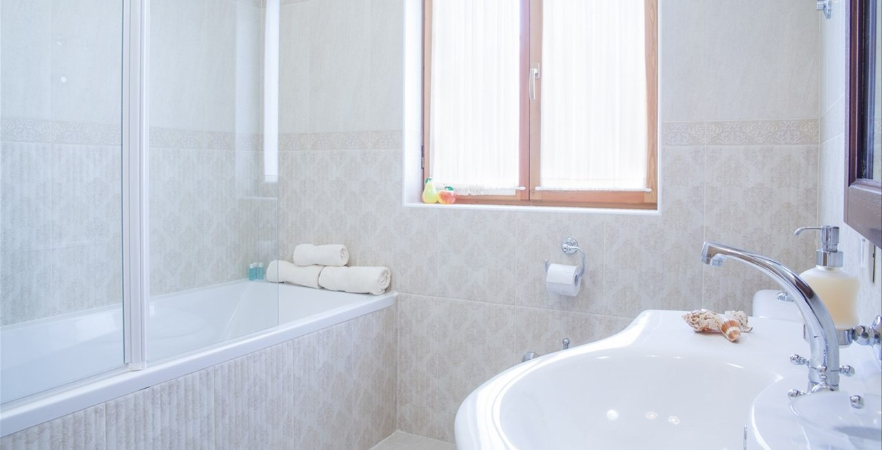 Villa Vjeka Bath And Shower