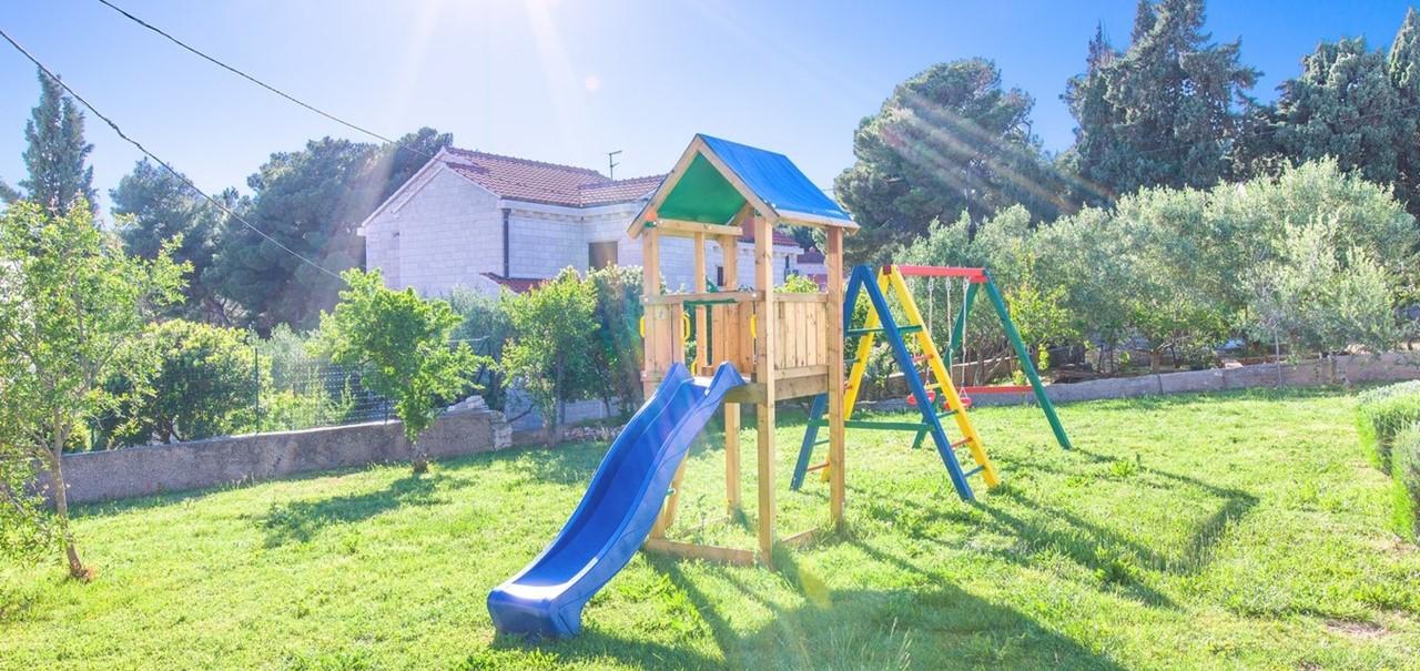 Villa Vjeka Child Play Area
