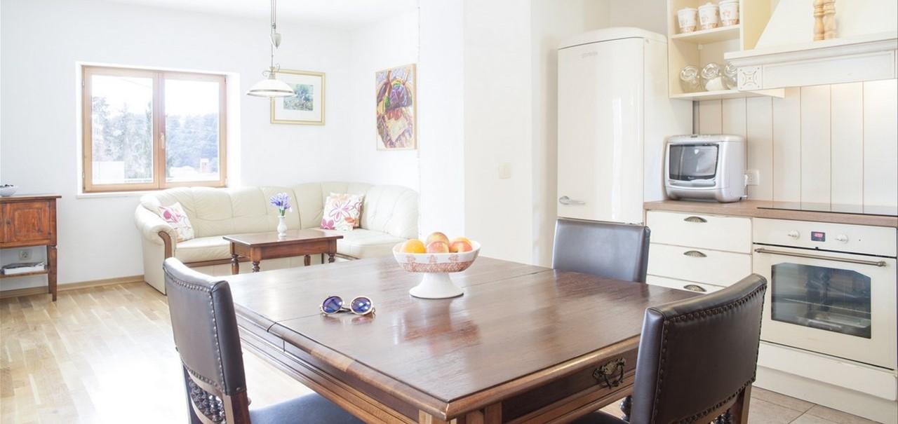 Villa Vjeka Kitchen