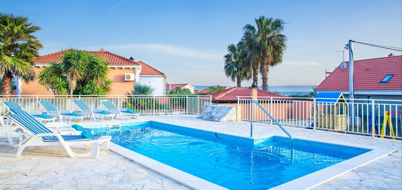 Villa Vjeka Pool