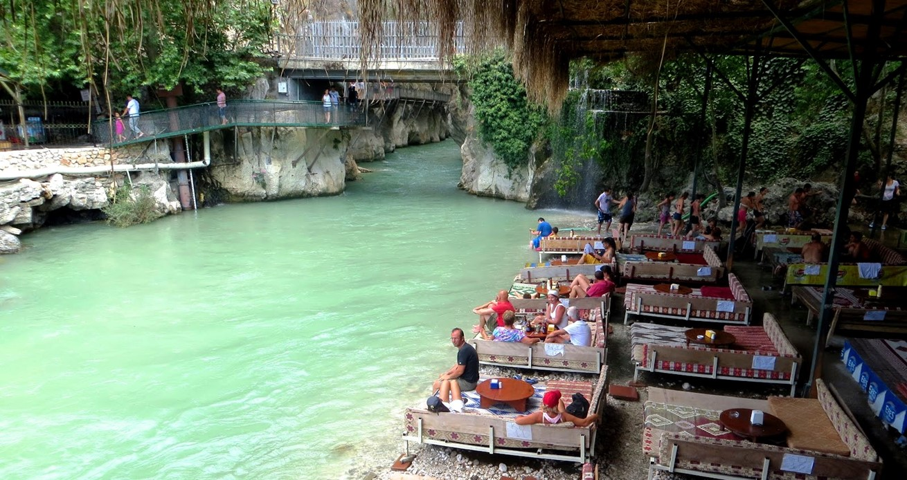 Saklikent Gorge Is 1 Of The Deepest Canyons In The World