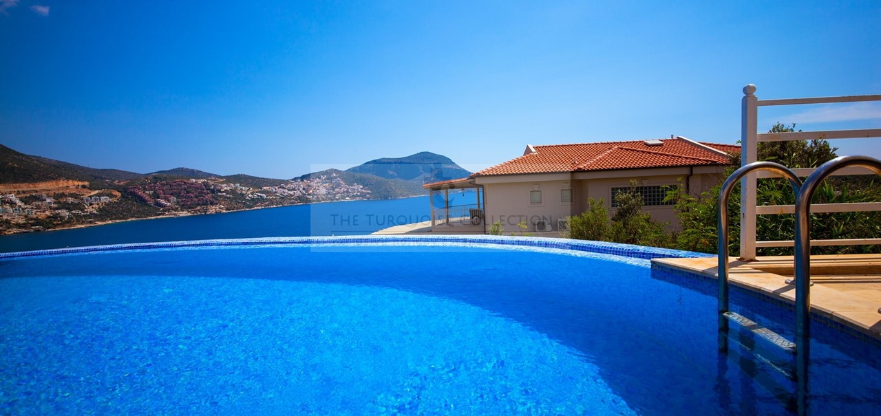 3 Bedroom Villa Yakut In Kalkan With Sea Views The Turquoise Collection
