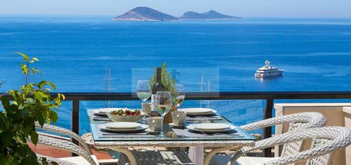 Air Canada Vacations Grenada: Beautiful 3 Bedroom Penthouse In Kalkan With Air Con & Sea