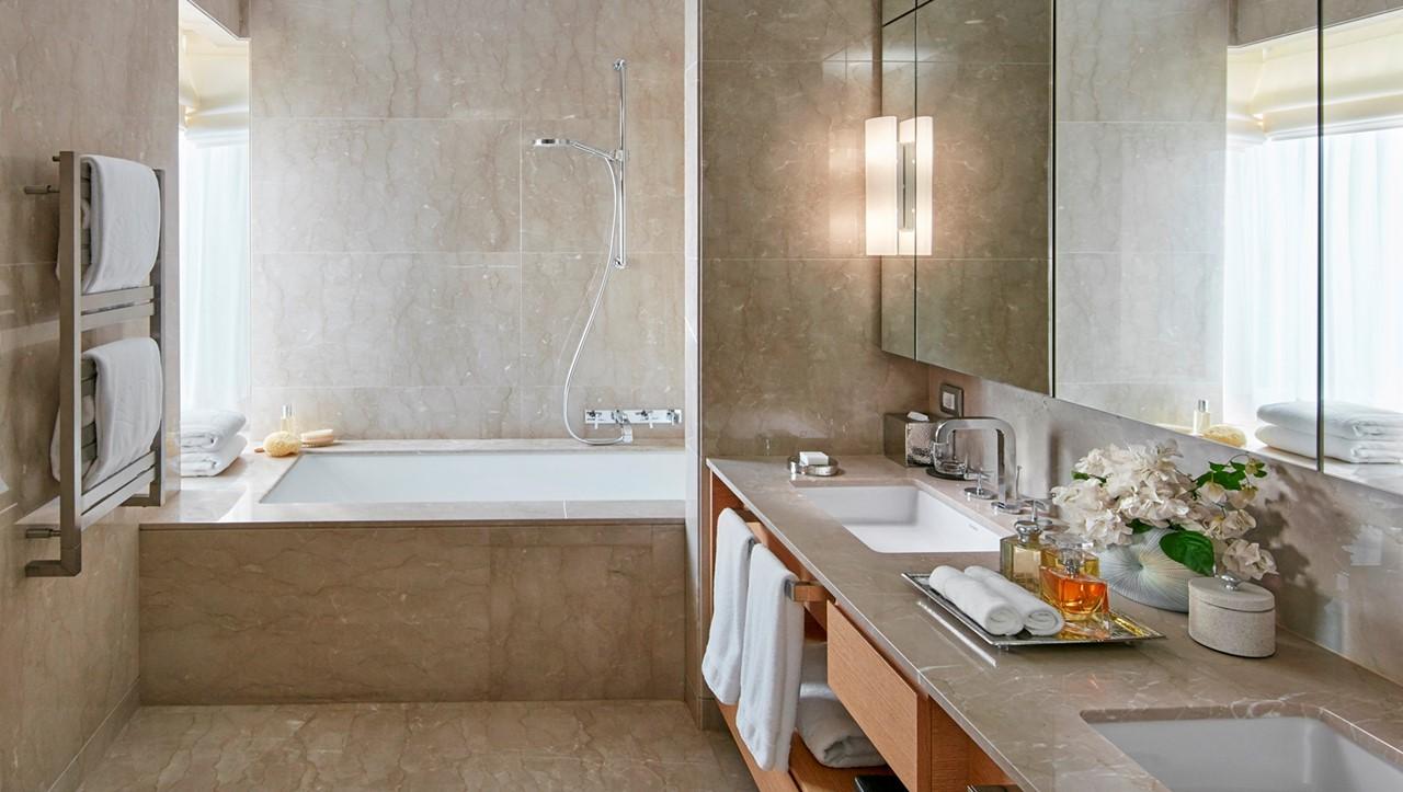 Pıne View Apartment Bathroom