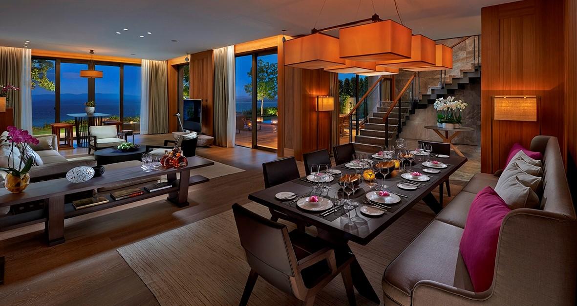 MOBOD Mandarin Villa Living Room