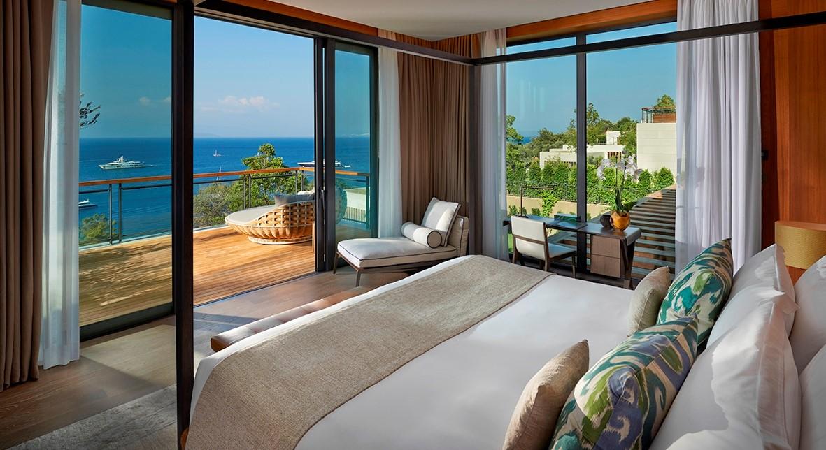 MOBOD Mandarin Villa Master Bedroom