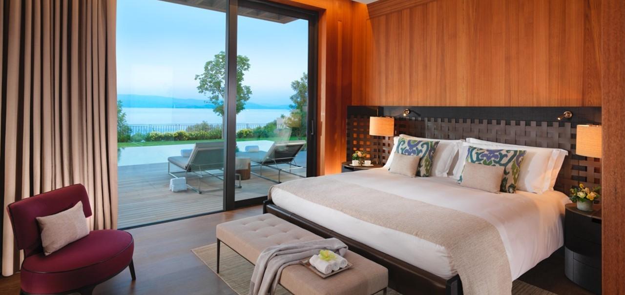 MOBOD Oriental Villa Bedroom King