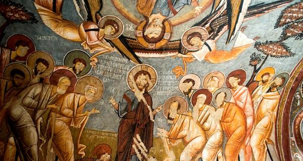 Turkey Cappadocia Mural