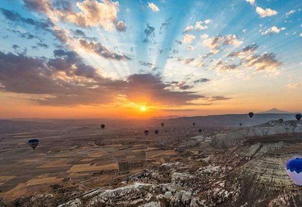 Climate Cappadocia
