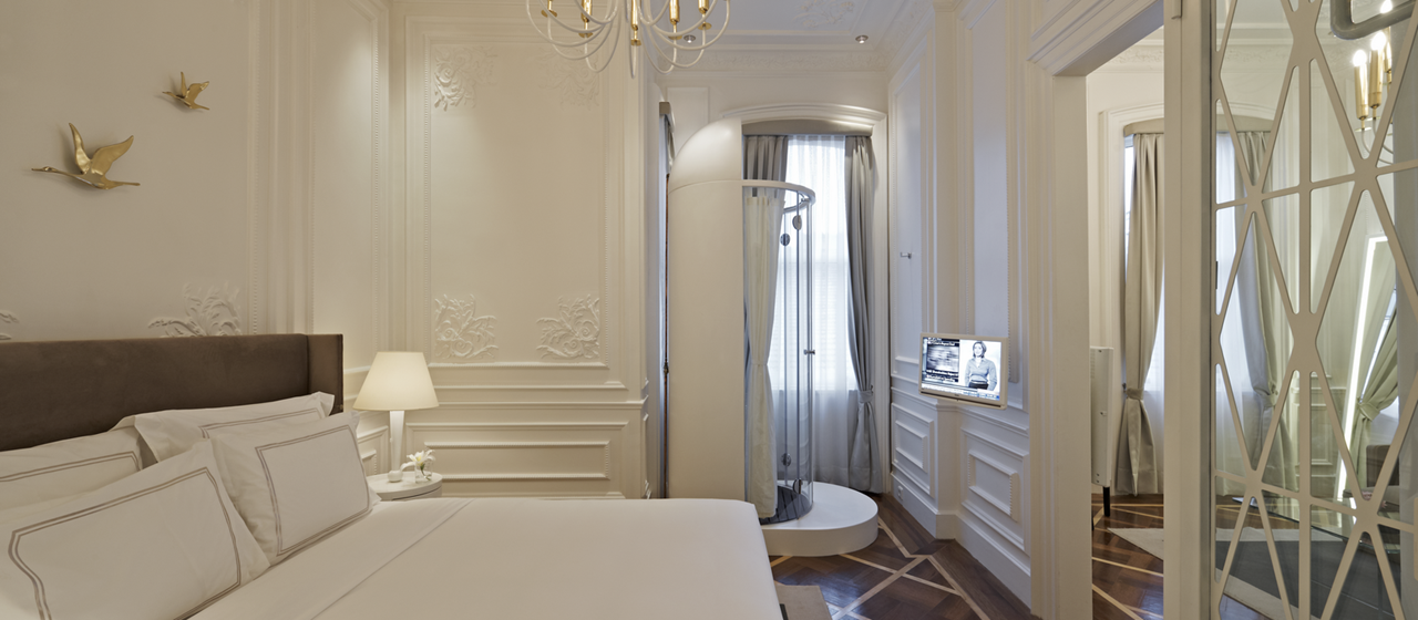 The House Hotel Galatasaray Junior Suite