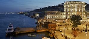 Xx The House Hotel Bosphorus Marina By Night