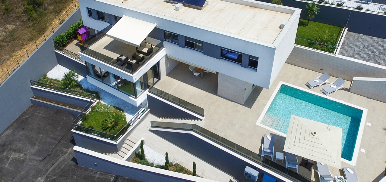 Birdseye View Villa