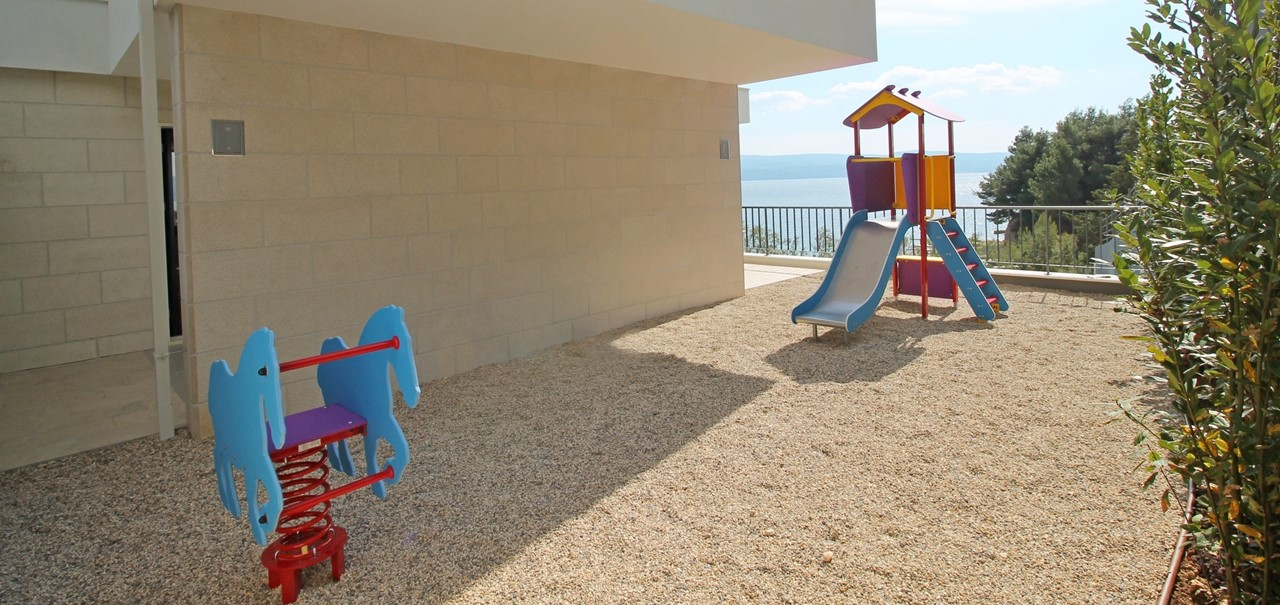Childrens Play Area With View