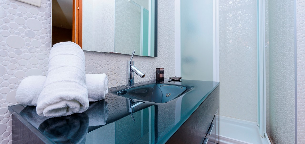 Small Shower Ensuite