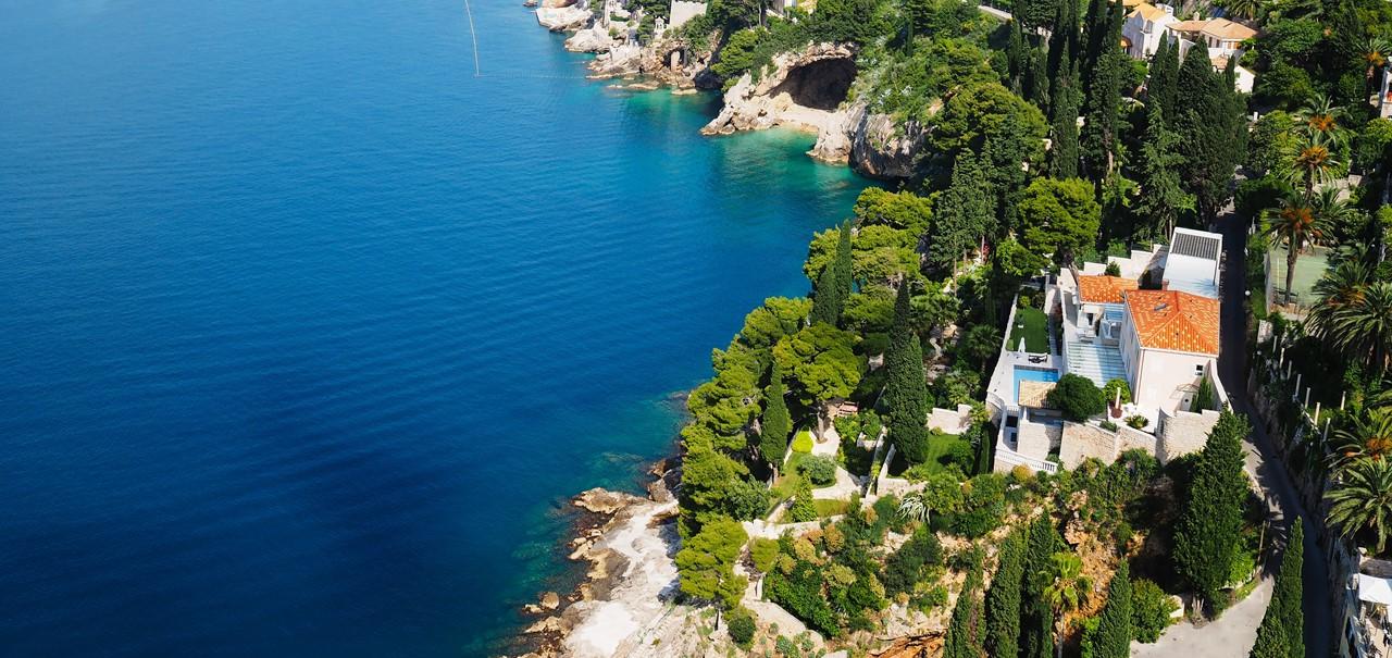 Villa Birdseye View