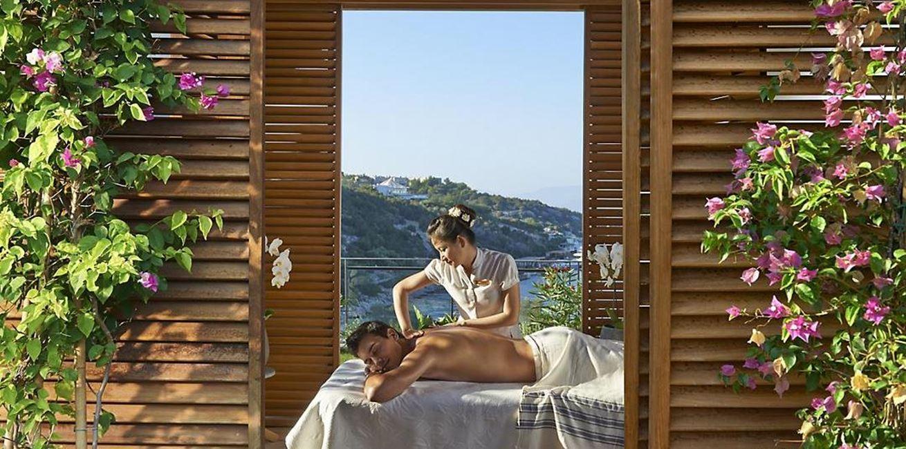 Bodrum Luxury Spa Cabana Treatment