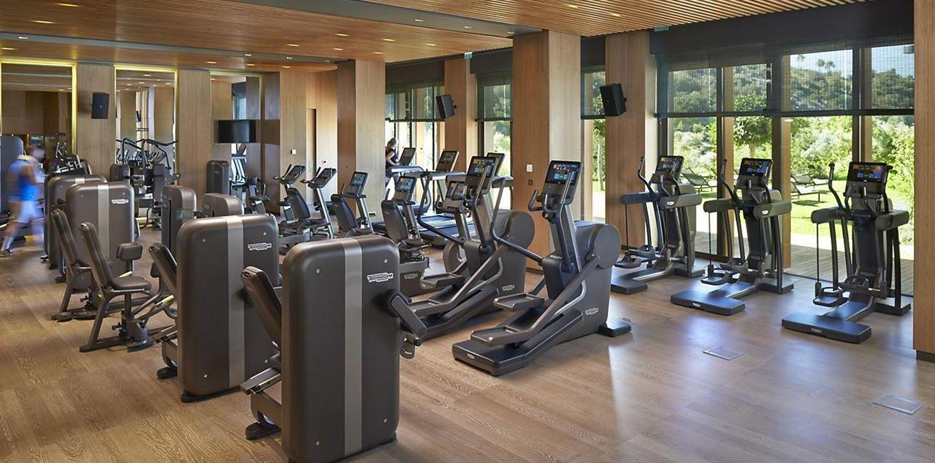 Bodrum Luxury Spa Fitness Centre