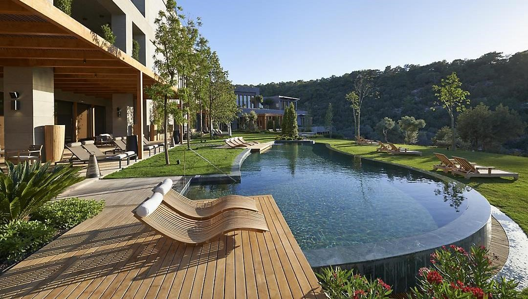Bodrum Luxury Spa Pavilion 01