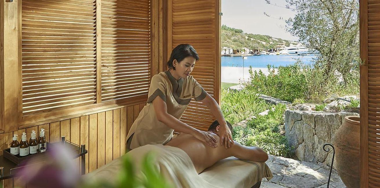 Bodrum Luxury Spa Private Cabin 1