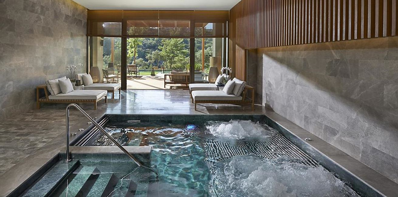 Bodrum Luxury Spa Vitality Pool