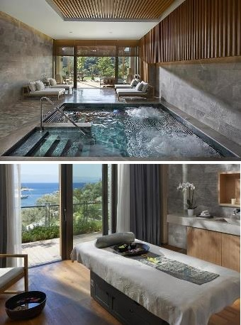 Leisure and wellness at The Mandarin Oriental, Bodrum   The
