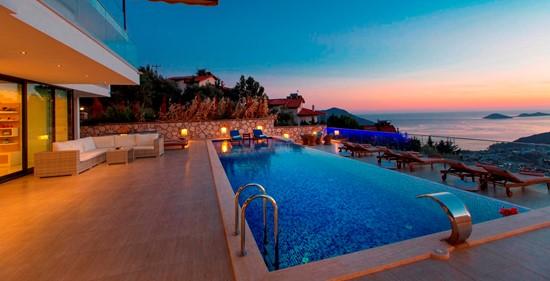 Villa Topcu Sunset