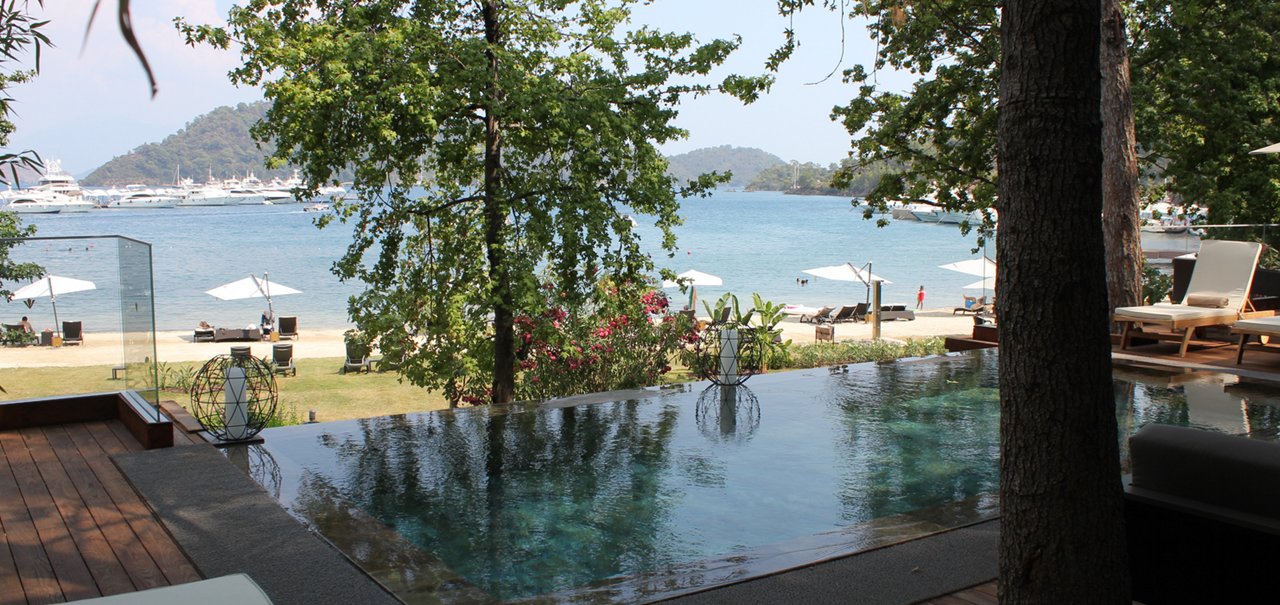 Villa Pool Sea View