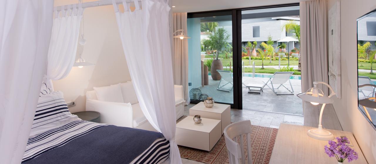 D Resort Gocek Deluxe Room Pool View