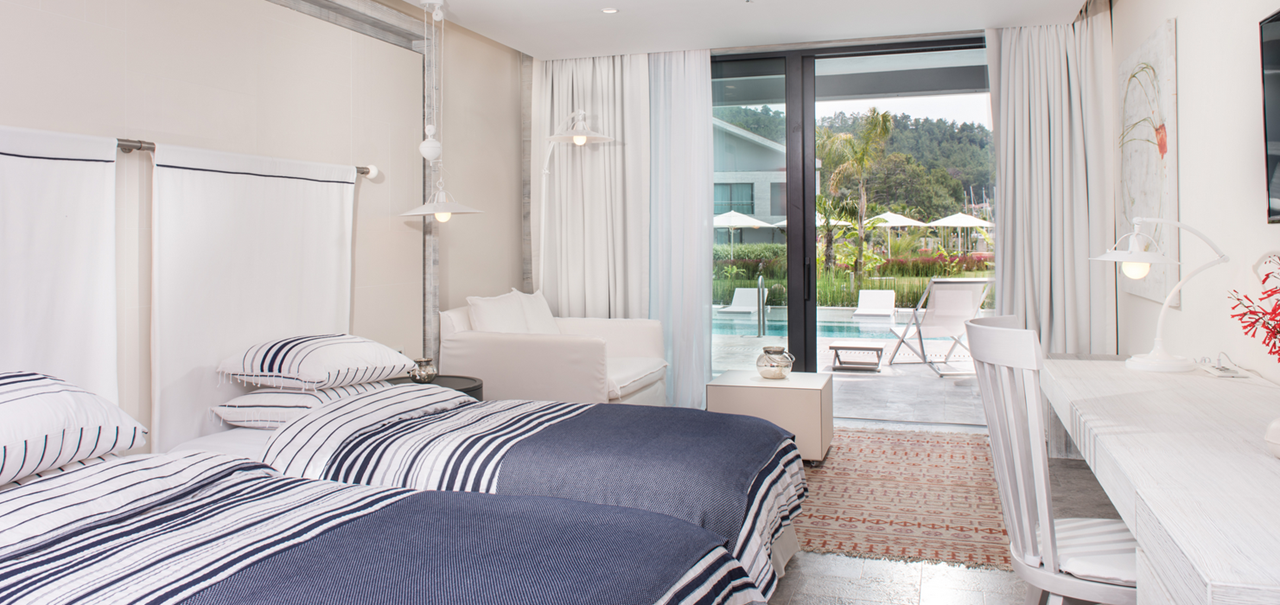 D Resort Gocek Deluxe Room Twin