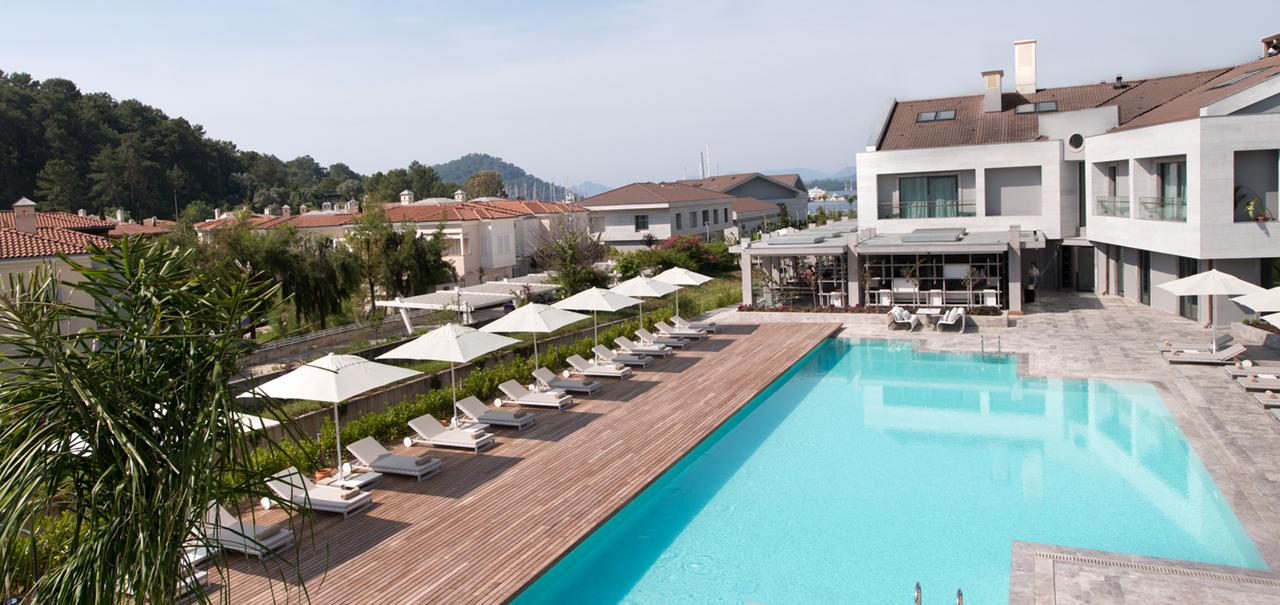 D Resort Gocek Outdoor Pool 02
