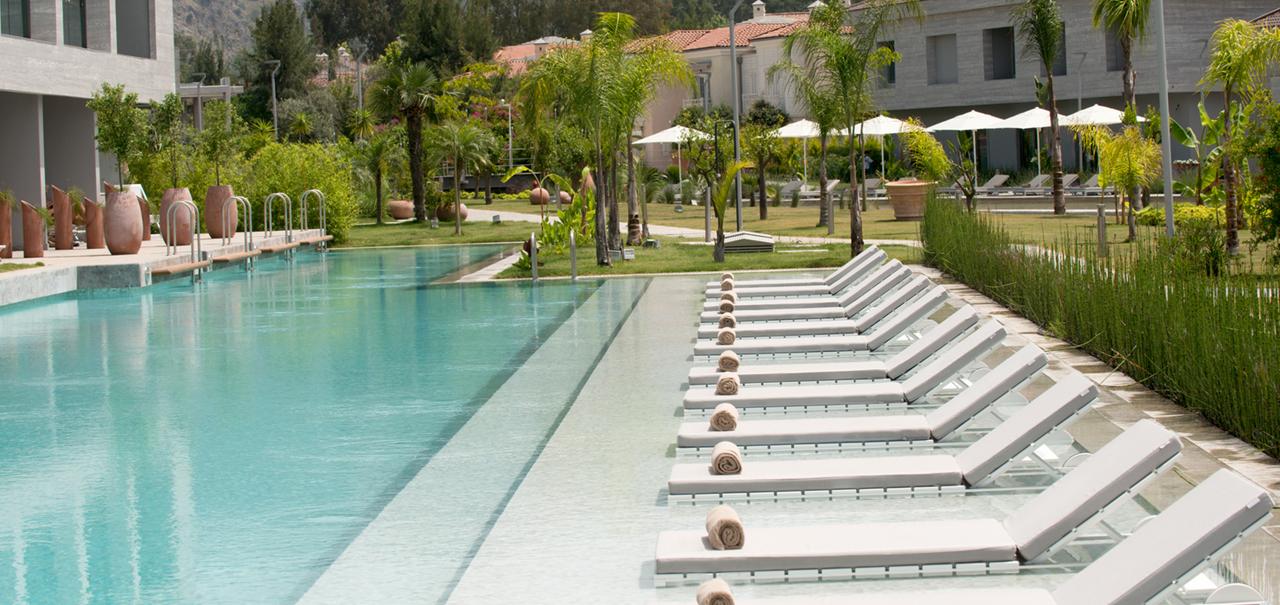 D Resort Gocek Pool A C Block 01