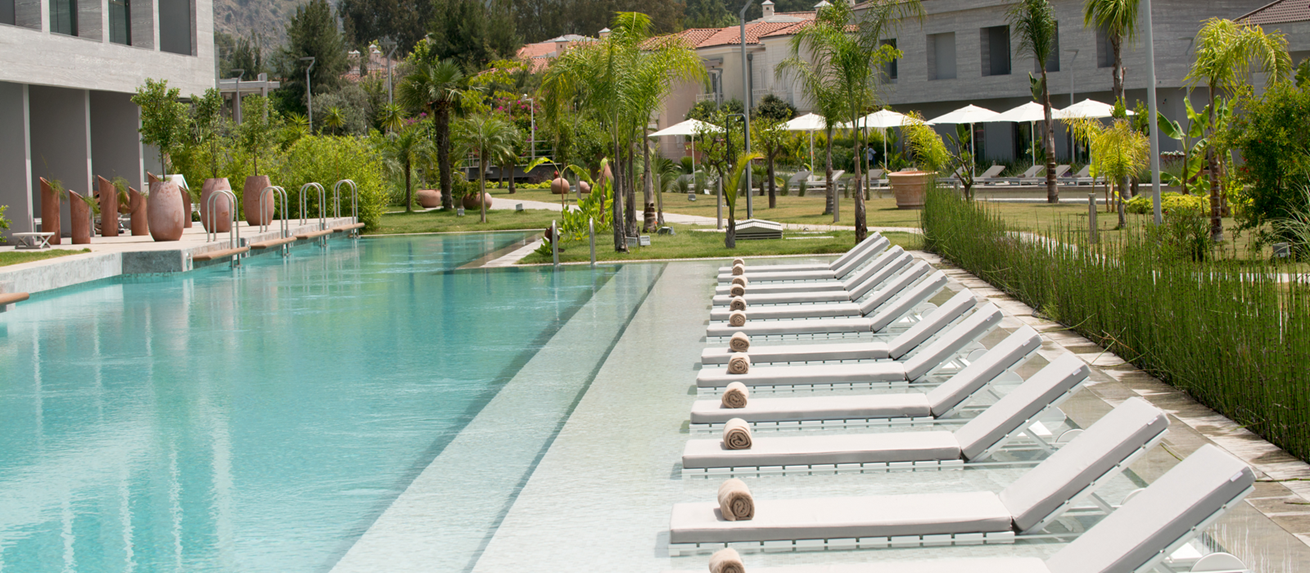 D Resort Gocek Pool A C Block 01