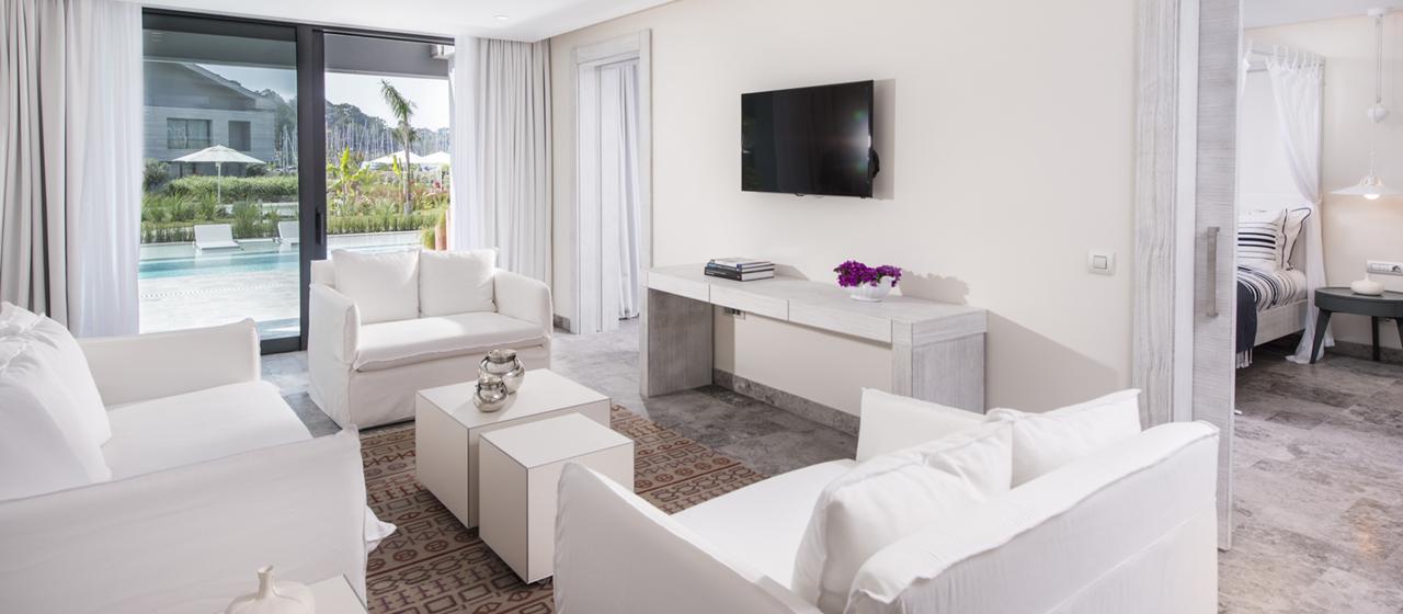 D Resort Gocek Premier Suite Pool Side