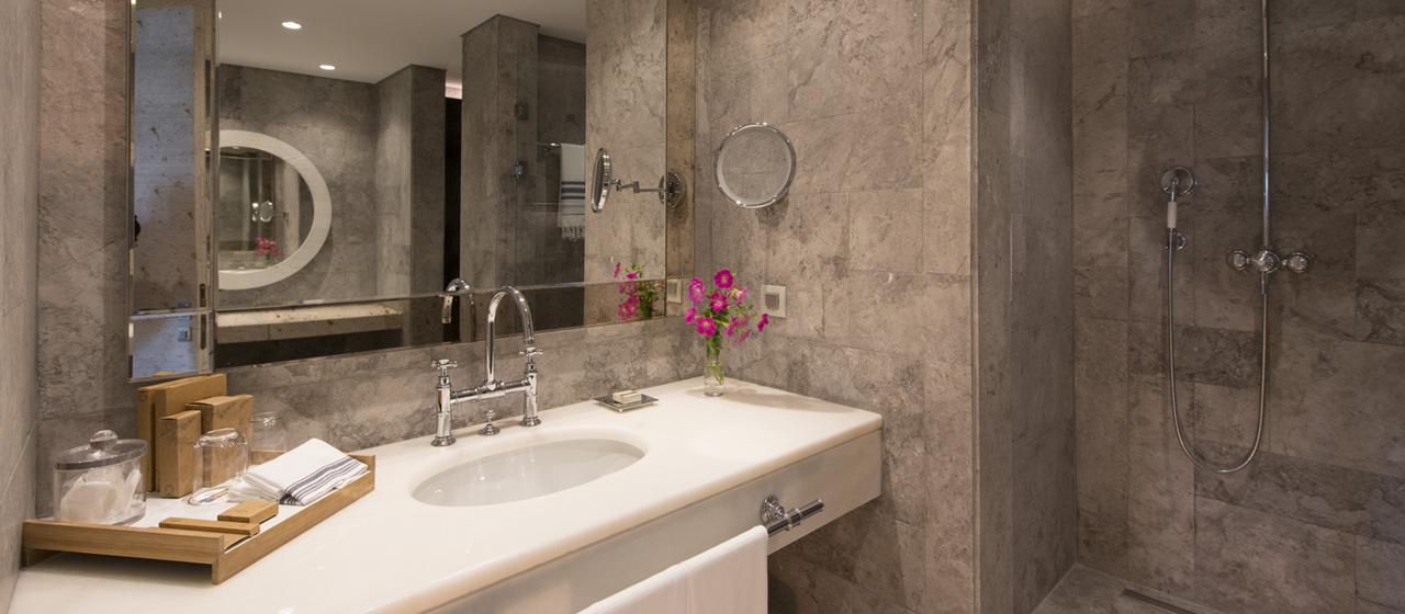 D Resort Gocek Presidential Suite Bathroom