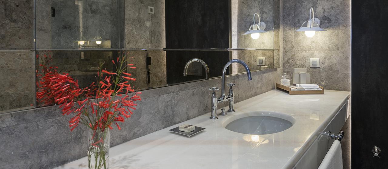 D Resort Gocek Standart Room Bathroom