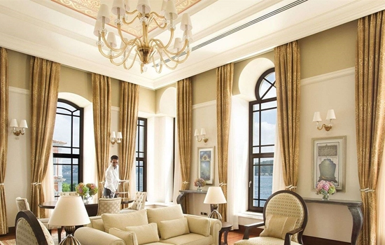 Two Bedroom Bosphorus Palace Suite, Four Seasons Bosphorus