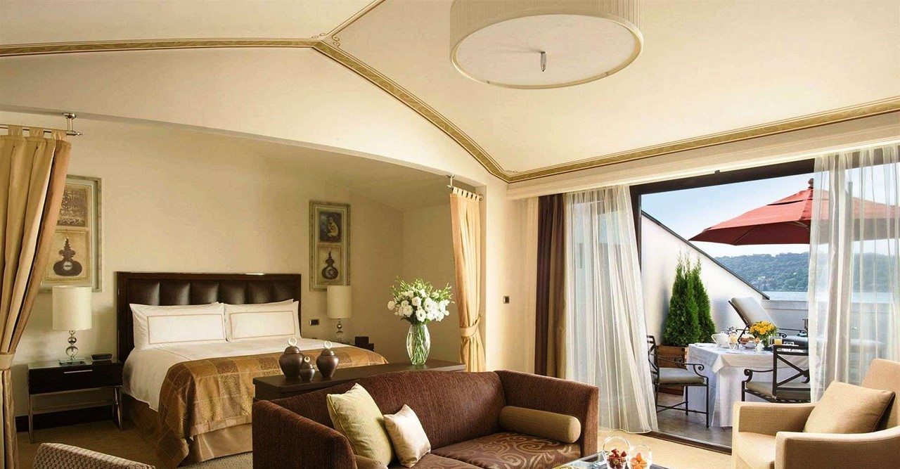 Palace Roof Suite Fourseasonsbosphorus