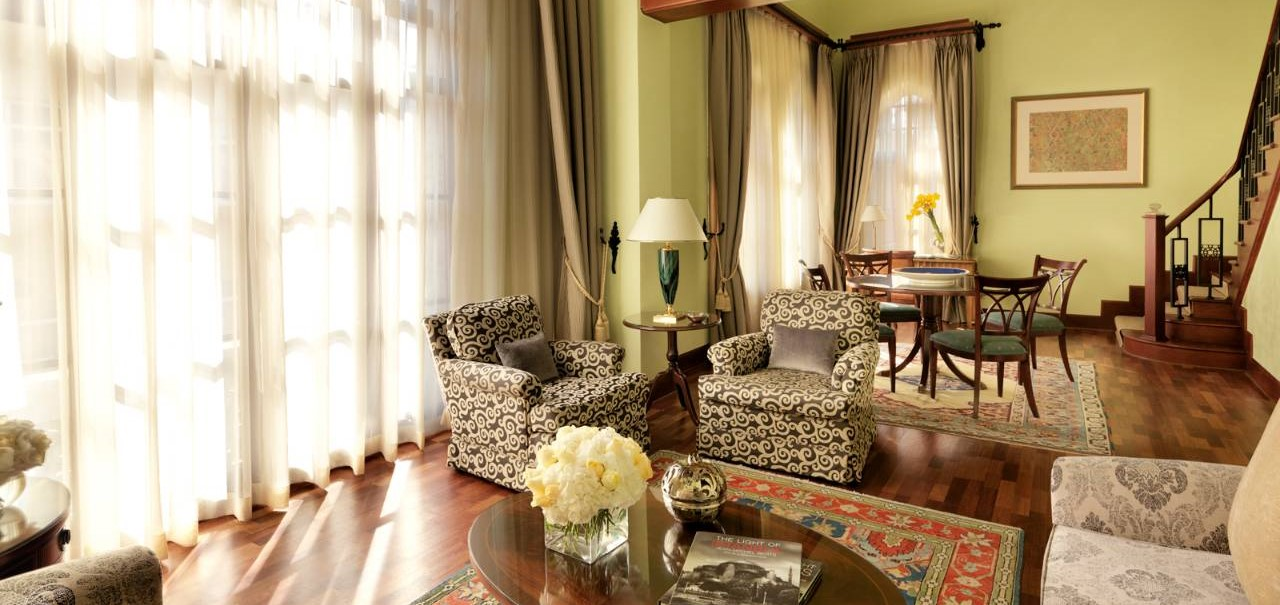 Deluxe Suite 4 Seasons Sultanahmet 1