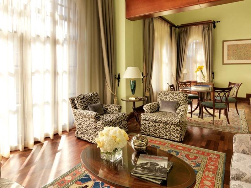 Deluxe Suite 4 Seasons Sultanahmet 1