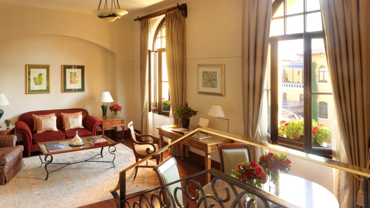 Deluxe Suite 4 Seasons Sultanahmet 3