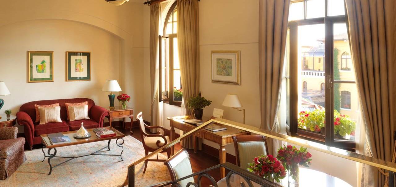 Deluxe Suite 4 Seasons Sultanahmet 3