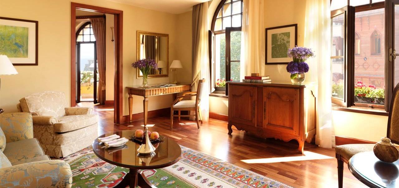 Deluxe Suite 4 Seasons Sultanahmet 5