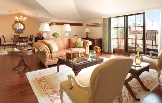 St. Sophia Suite, Four Seasons Sultanahmet