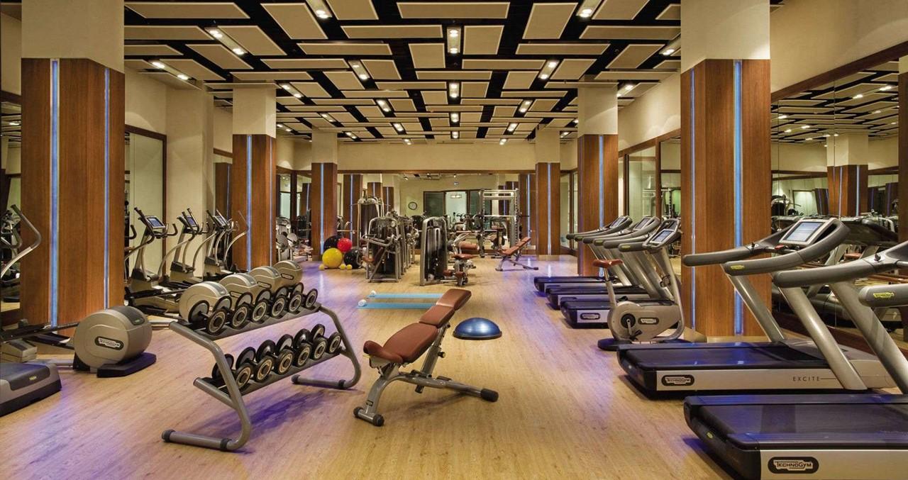Four Seasons Hotel Istanbul At The Bosphorus Gym