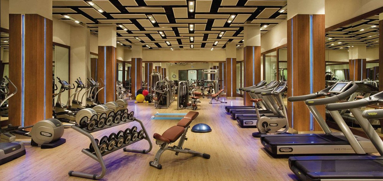Four Seasons Hotel Istanbul At The Bosphorus Gym