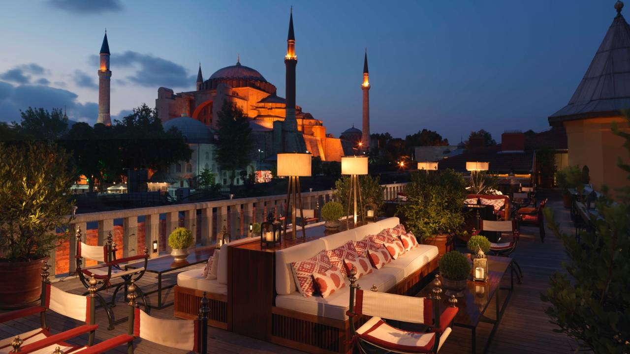 Four Seasons Sultanahmet Ist
